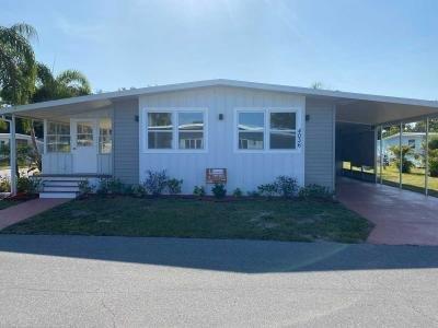 Mobile Home at 4036 Voorne St Sarasota, FL 34234