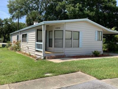 Mobile Home at 1200 La Paloma Port Orange, FL 32129