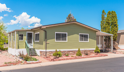 Mobile Home at N Murray Blvd Colorado Springs, CO 80916