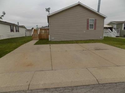 Mobile Home at 24720 Manchester Dr Flat Rock, MI 48134
