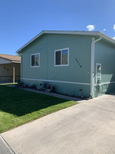 Mobile Home at 2014 Champagne Carson City, NV 89701