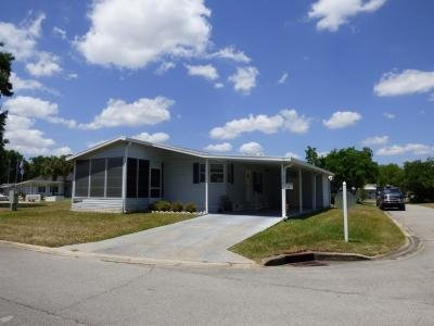Mobile Home at 3151 NW 44th Ave Lot #75 Ocala, FL 34482