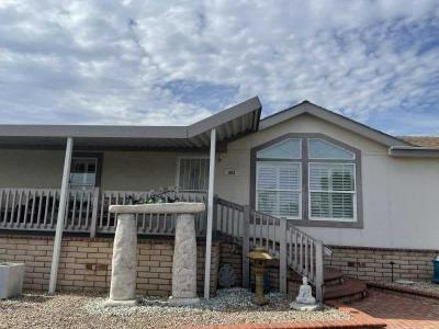 Mobile Home at 4095 Fruit St #602 La Verne, CA 91750