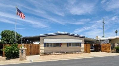 Mobile Home at 512 43rd Street Bakersfield, CA 93301