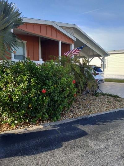 Mobile Home at 302 Norwich Lane Melbourne Beach, FL 32951