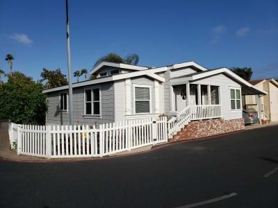 Mobile Home at 134 Lyn Ln. Oceanside, CA 92058