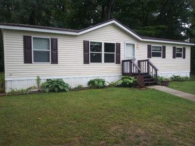 Mobile Home at 12612 Pine Cone Dr. Middlebury, IN 46540