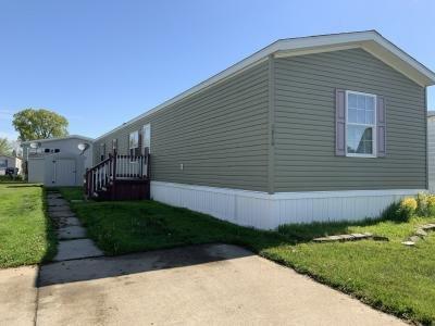 Mobile Home at 1816 Carmel Monroe, MI 48161