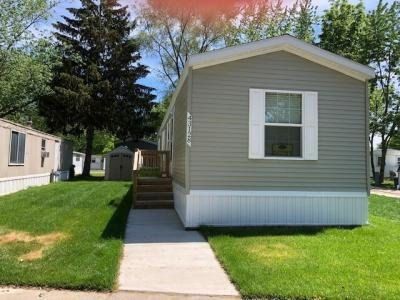 Mobile Home at 43128 Marquette Ave Sterling Heights, MI 48314