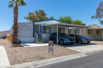Mobile Home at 6300 W. Tropicana Ave Las Vegas, NV 89103