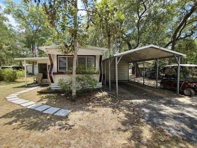 Mobile Home at 14575 NE 21St Silver Springs, FL 34488