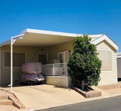 Mobile Home at 702 S. Meridian Rd. # 0545 Apache Junction, AZ 85120