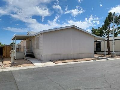 Mobile Home at 3001 Cabana Dr. Las Vegas, NV 89110