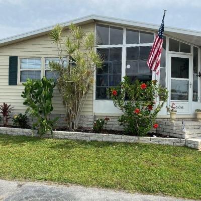 Mobile Home at 606 Lexington Street Vero Beach, FL 32966