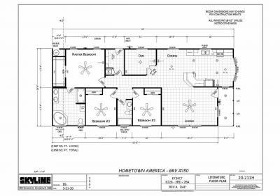 Mobile Home at 4901 Green River Rd #150 Corona, CA 92878