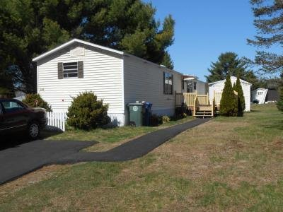 Mobile Home at 238 Whitehall Way Westbrook, ME 04092