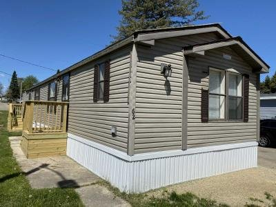 Mobile Home at 410 California Court #62 Beloit, WI 53511