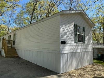 Mobile Home at N3525 Trieloff Road #57 Fort Atkinson, WI 53538