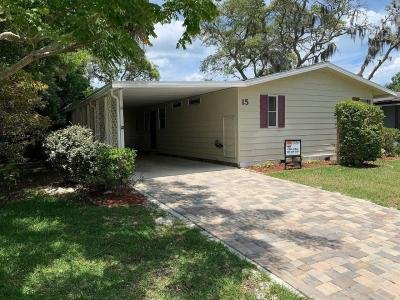 Mobile Home at 15 Sunset Falls Drive Ormond Beach, FL 32174