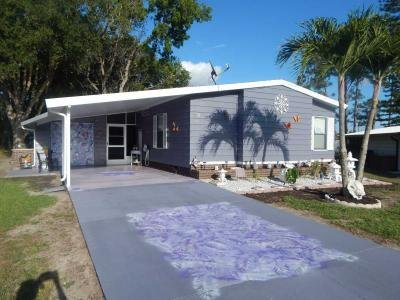 Mobile Home at 19124 Harbour Tree Ct. North Fort Myers, FL 33903