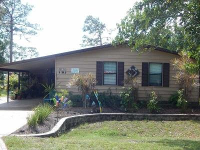 Mobile Home at 10610 Lakewood Shores Circle North Fort Myers, FL 33903