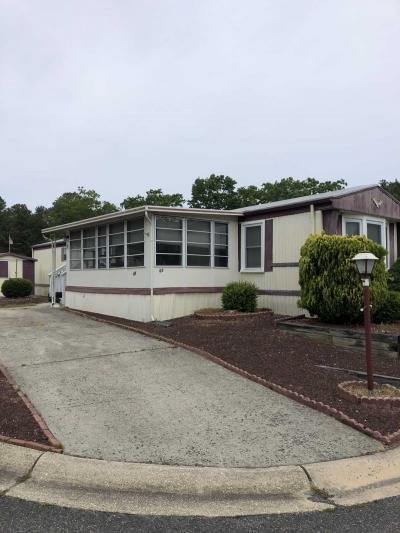 Mobile Home at 63 Holly Rd West Creek, NJ 08092