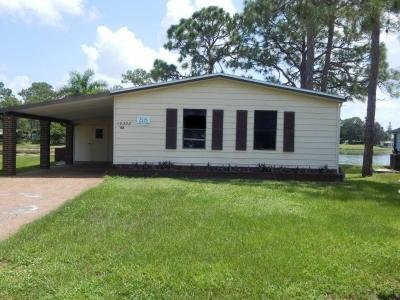 Mobile Home at 19208 Congressional Ct. North Fort Myers, FL 33903