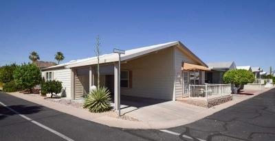 Mobile Home at 8700 E. University Dr. Mesa, AZ 85207