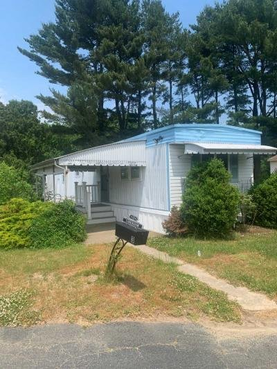 Mobile Home at 3 Maple Drive Sicklerville, NJ 08081