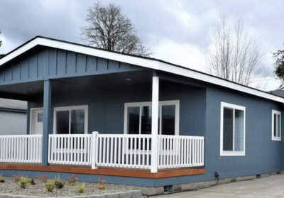 Mobile Home at 93 Northridge Terrace #60 Medford, OR 97501