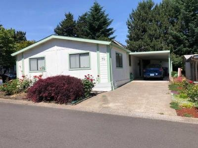 Mobile Home at 17197 SW Smith Ave #70 Sherwood, OR 97140