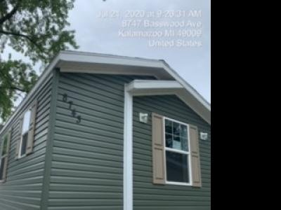 Mobile Home at 8743 Basswood Lot 163 Kalamazoo, MI 49009