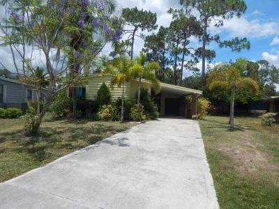 Mobile Home at 10720 Firestone Ct. North Fort Myers, FL 33903