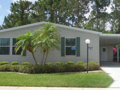 Mobile Home at 53 Pineview Lake Circle Ormond Beach, FL 32174