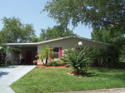 Mobile Home at 49 Bluewater Lake Circle Ormond Beach, FL 32174