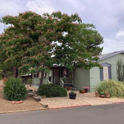 Mobile Home at 2050 W. State Route 89A. Lot 141 Cottonwood, AZ 86326