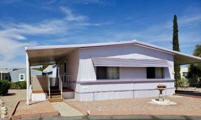 Mobile Home at 2121 S Pantano Rd #36 Tucson, AZ 85710