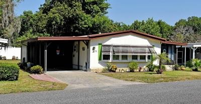 Mobile Home at 28944 Hubbard Street, Lot 13 Leesburg, FL 34748