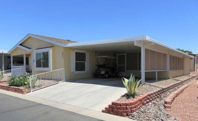 Mobile Home at 3700 S. Ironwood Dr., #171 Apache Junction, AZ 85120