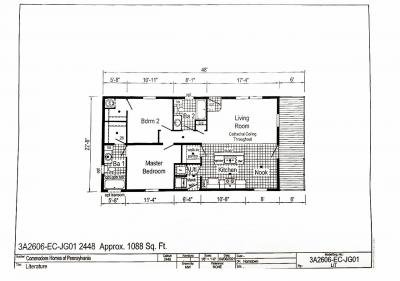 Mobile Home at 36 Mullica Way Egg Harbor Township, NJ 08232