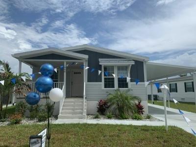 Mobile Home at 566 Johnathans Cay Vero Beach, FL 32966
