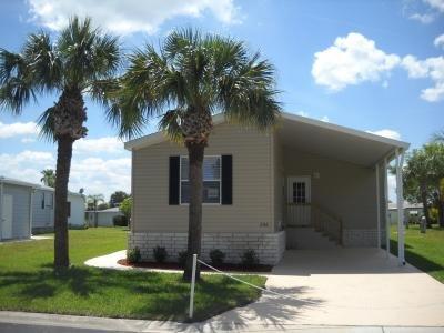 Mobile Home at 1405 82nd Avenue, Site #206 Vero Beach, FL 32966