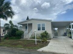 Photo 1 of 21 of home located at 1405 82nd Avenue, Site #182 Vero Beach, FL 32966
