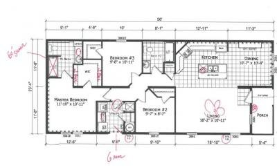 Mobile Home at 29 Bee Jay Dr. Lansing, MI 48906