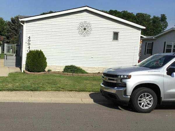 1989 CAPEWOOD Mobile Home For Sale