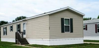 Mobile Home at 201 Roxbury Park Goshen, IN 46526