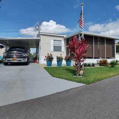 Mobile Home at 405 Elinor St. Cocoa, FL 32926