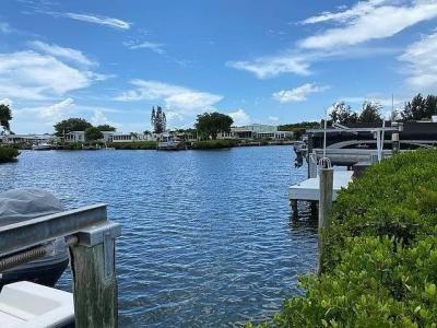 Mobile Home at 3 West Harbor Drive Vero Beach, FL 32960