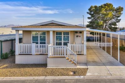 Mobile Home at 6420 E. Tropicana Ave #11 Las Vegas, NV 89122