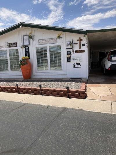 Mobile Home at 8103 E Southern Ave #93 Mesa, AZ 85209
